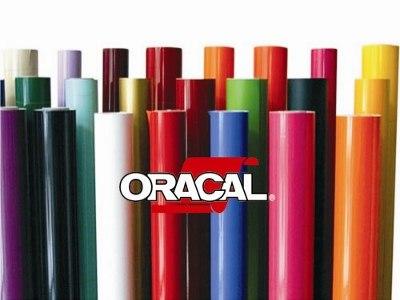 Самоклеящаяся виниловая пленка Oracal